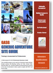 Adventure Guide Flyer